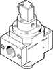 HEE-1/8-D-MINI-110 On-off valve -- 165069