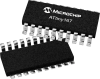 Microcontrollers, mTouch -- ATtiny167