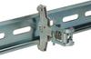 Grounding clip CONTA-CLIP SAB 8/F - 1571.0