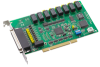 8-ch Relay and 8-ch Isolated Digital Input Universal PCI Card with 8-ch Counter/Timer -- PCI-1760U-BE