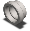 13 mm Step Liner Bushing - .500 in Plate -- MPAL-20104