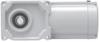 Mini Series Rt-angle Hollow Bore Gear Motor Type F2 -- F2S12N020-BBLC5C