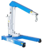 OTC 1813 6,000 Lb Heavy-Duty Mobile Floor Cranes -- OTC1813 -- View Larger Image