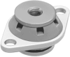 E21 Series Isolator for Vibration and Shock Protection -- E21-02-40