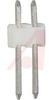 .100 inch STRAIGHT HEADER;2 CIRCUITS -- 70190628 - Image