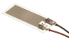 Piezoelectric Polymer Vibration Sensor, LTD Series -- LDT1-028K