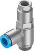 HGL-3/8-QS-10 Non-return valve -- 530044