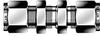 Dk-Lok® Bulkhead Union -- DUB-3M - Image