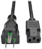 Power, Line Cables and Extension Cords -- TL1332-ND -Image
