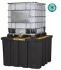 EcoPolyBlend™ IBC Pallet -- 28674 -Image