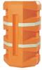 Heavy-Duty Poly Column Protector -- PLS702