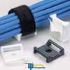 Panduit® Tak-Ty Hook and Loop Cable Tie Mounts -.. -- ABMT