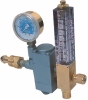 Cylinder Regulator/Flowmeter Combinations -- R-5007-FM-580
