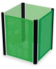 Square Panel Kit,Green,Fits 2WY70,4PU73 -- 4PU76