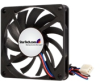 StarTech.com Replacement 70mm TX3 Dual Ball Bearing CPU.. -- FAN7X10TX3