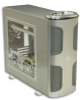 Silverstone Kublai KL03S-W ATX Mid-Tower Case - Clear Side, -- KL03S-W