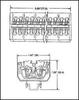 WIELAND ELECTRIC - 05.561.6653.0 - Standard Terminal Block -- 897580