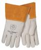 Tillman White/Gold Medium Grain Cowhide Kevlar/Leather Welding Glove - TIL1350 MD -- TIL1350 MD