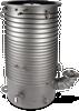 High Vacuum, Diffusion Vacuum Pump -- Rangu DF 1000, 1700, 2800 A -Image