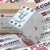 ALLEN BRADLEY 100-C37N00 ( CONTACTOR,37 A,380-400V 50 HZ / 440V 60 HZ,AC,3 NORMALLY OPEN POLES,NO CONTACT CONFIGURATION,SINGLE PACK,LINE SIDE COIL TERMINATION,SCREW TERMINALS,MOTOR LOAD ) -Image
