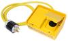 Pass & Seymour® Portable Ground Fault Circuit Interrupter Box Unit -- PL204L