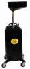 25-Gallon Heavy-Duty Self-Evacuating Oil Drain -- JDI-25HDC