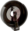 Battery Holder, Coin-Cell; 24 mm; 1.093in.; Glass Filled Nylon; 2; 1 AWG -- 70182085 - Image