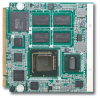 Qseven, based on Intel® Atom™ Processor with DDR2 SDRAM, LVDS Display, Gigabit Ethernet, SDVO, SATA and NANDRIVE -- PQ7-M104G
