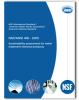 NSF/AWWA/ANSI 416-2015 Sustainability Assessment for Water Treatment Chemical Products -- 40200