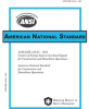 Control of Energy Sources (Lockout/Tagout) for Construction & Demolition Operations -- ANSI/ASSE A10.44-2014