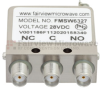 SPDT Failsafe DC to 26.5 GHz Electro-Mechanical Relay Switch, 20W, 28V, SMA -- FMSW6327
