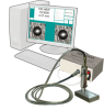 Optical Brinell Measurement System -- BRINtronic-MD