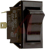 Switch, COMBI-Terminal, Rocker, DPST, ON-NONE-OFF -- 70132027 - Image