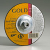 Cutting-off - Gold Aluminum Oxide Abrasive 125