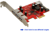 4-Port SuperSpeed USB 3.0 PCI Express (x1)&#8230 -- PEU430