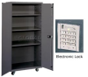Electronic Lock Security Cabinet -- T9H237147CH
