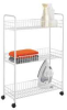 Laundry Cart, 3 Tier -- 15V463