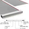 Rectangular Cable Assemblies -- H2PXH-4018G-ND -Image