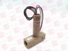 "FLOTECT V6EPB-B-S-LF ( DWYER V6EPB-B-S-2-B FLOW SWITCH, FLOTECT, SPDT, 3/4"" BRASS, CSA, FLOW SWITCH 5AMP 125/250V SPDT 1/2IN NPT,LEAK PROOF LOWER BODY MACHINED FROM BAR STOCK. MINI-SIZE FLOW S... -Image"