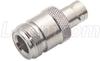 Coaxial Adapter, N Female / BNC Female -- BN110 - Image