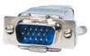 HD15 Pin Plug with Hood Connector -- HD15P