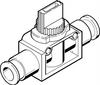 HE-3-QS-6 Shut-off valve -- 153475-Image