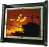 """8.4"""" Chassis Mount Resistive Touch -- VT084C2-RT -- View Larger Image"""