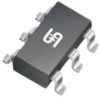 Diodes - Rectifiers - Arrays -- BAT54ADREG-ND -Image