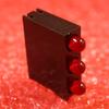 Three Position CBI LEDs -- LED Circuit Board Indicator Lights