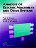 Analysis of Electric Machinery and Drive Systems -- 9780470544167