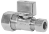 Plumbing Specialty Valves -- Plated / Decorative