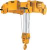Cable King TB / TR Double Girder Trolley Hoist -- SPEC EWR