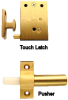 Invisible Touch Latch for Full Size Doors -- 310495