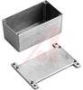 Econobox; Aluminum Alloy #ADC-10; 3.594in.; 4.750 in.; Natural; 0.094 in. -- 70147628